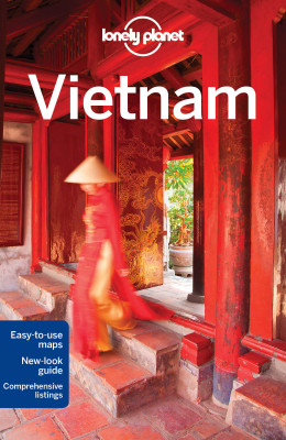 Vietnam průvodce 13th 2016 Lonely Planet