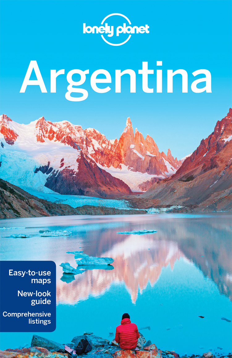 Argentina průvodce 10th 2016 Lonely Planet
