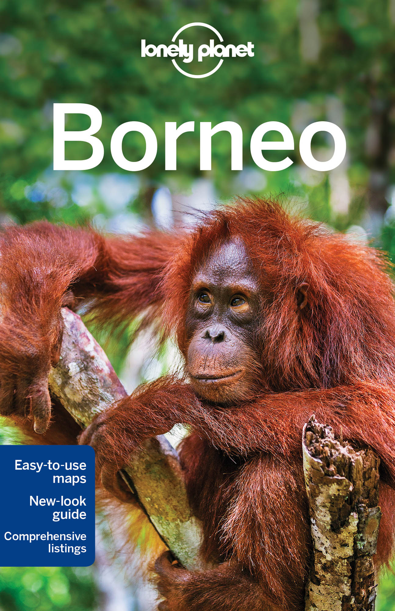 Borneo průvodce 4th 2016 Lonely Planet