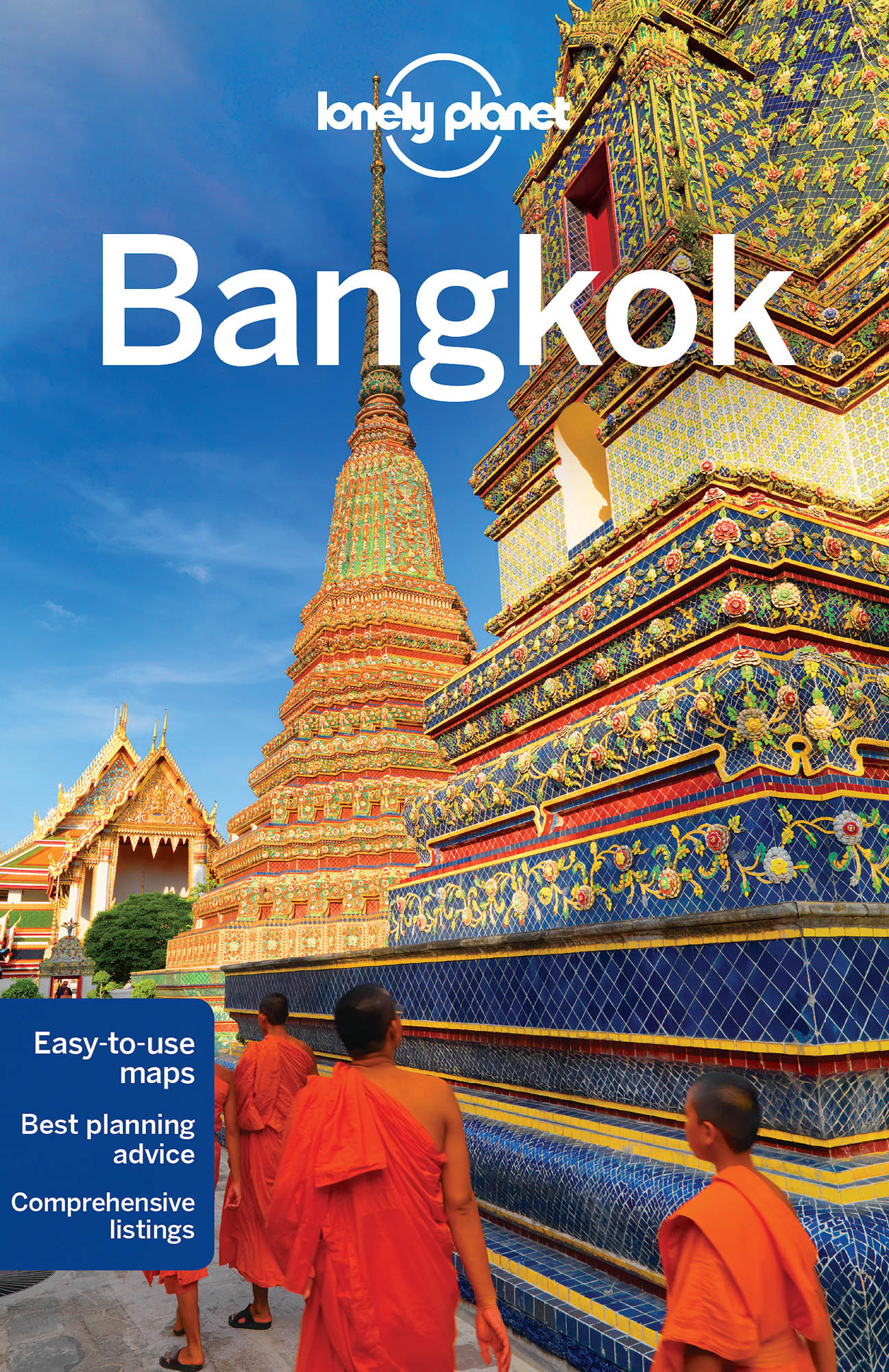 Bangkok průvodce 12th 2016 Lonely Planet