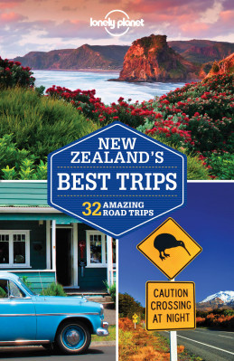 New Zealand Best Trips průvodce 1st 2016 Lonely Planet