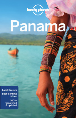 Panama průvodce 7th 2016 Lonely Planet