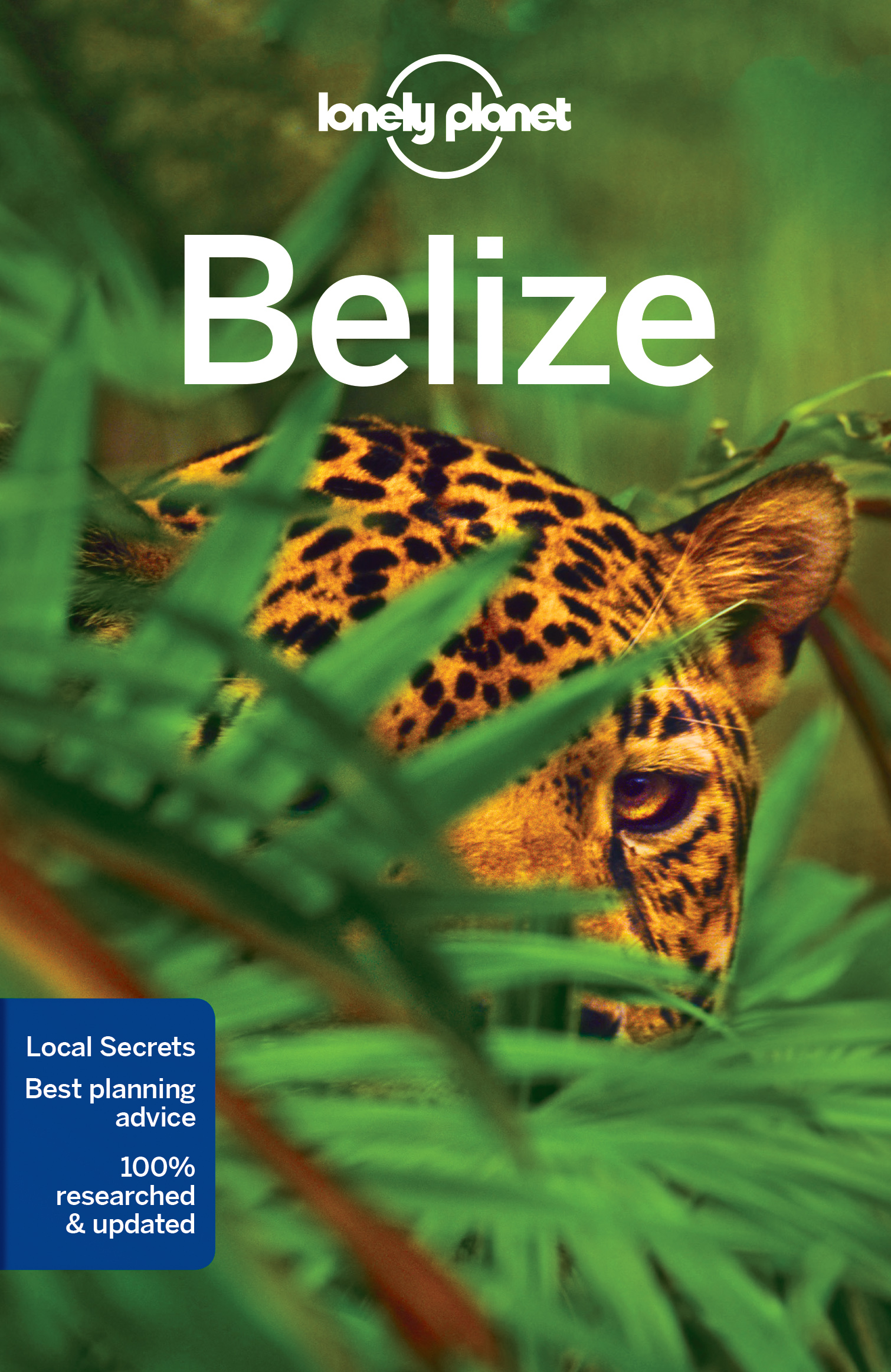 Belize průvodce 6th 2016 Lonely Planet