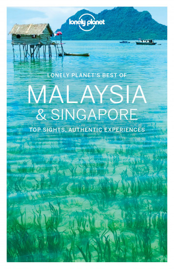 detail Best of Malaysia & Singapore průvodce 1st 2016 Lonely Planet