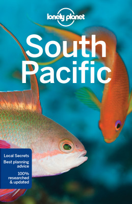 Jižní Pacifik (South Pacific) průvodce 6th 2016 Lonely Planet