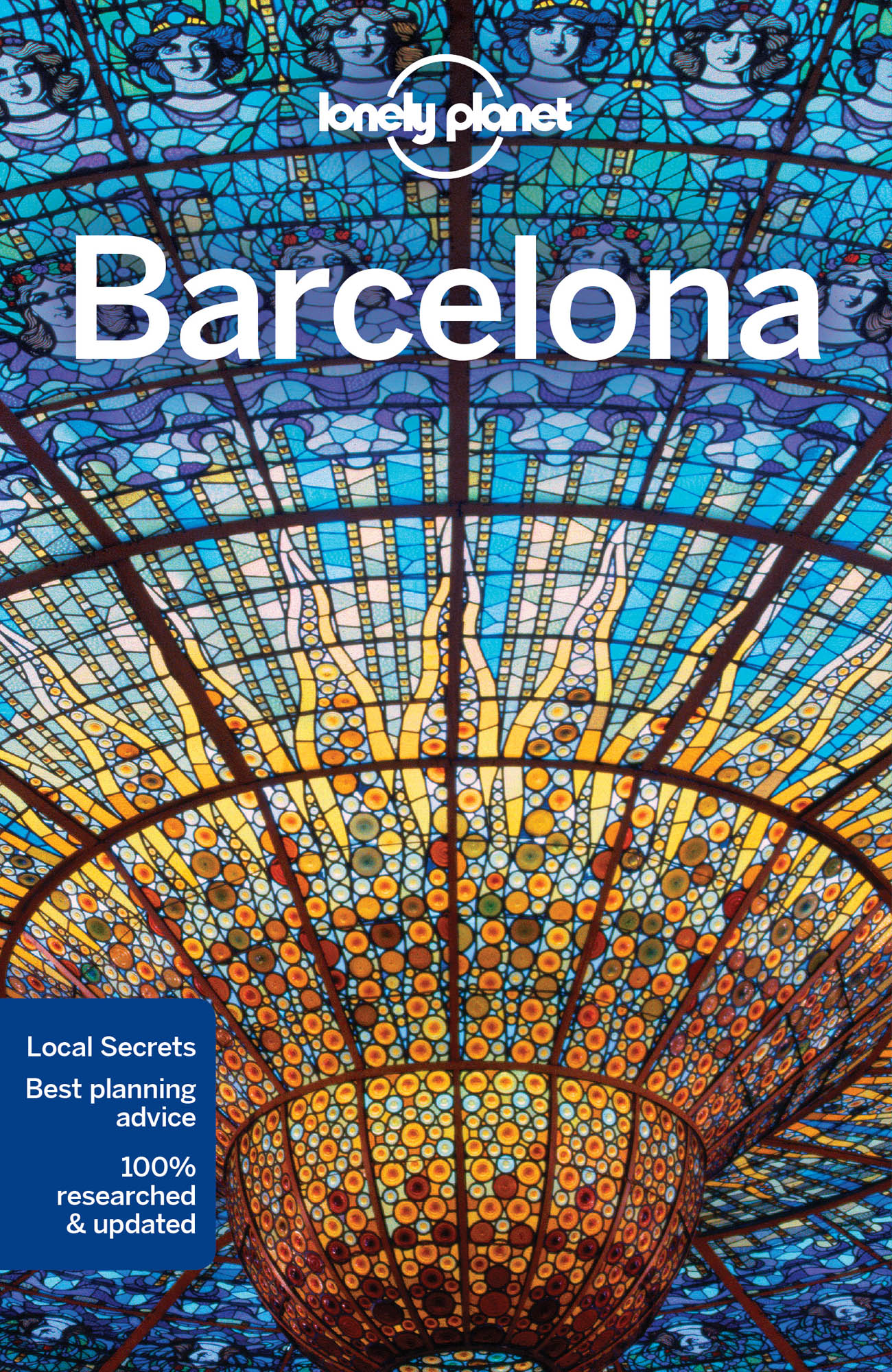 detail Barcelona průvodce 10th 2016 Lonely Planet