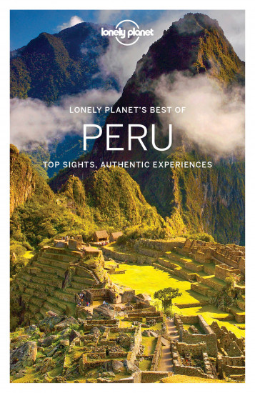detail Best of Peru průvodce 1st 2016 Lonely Planet