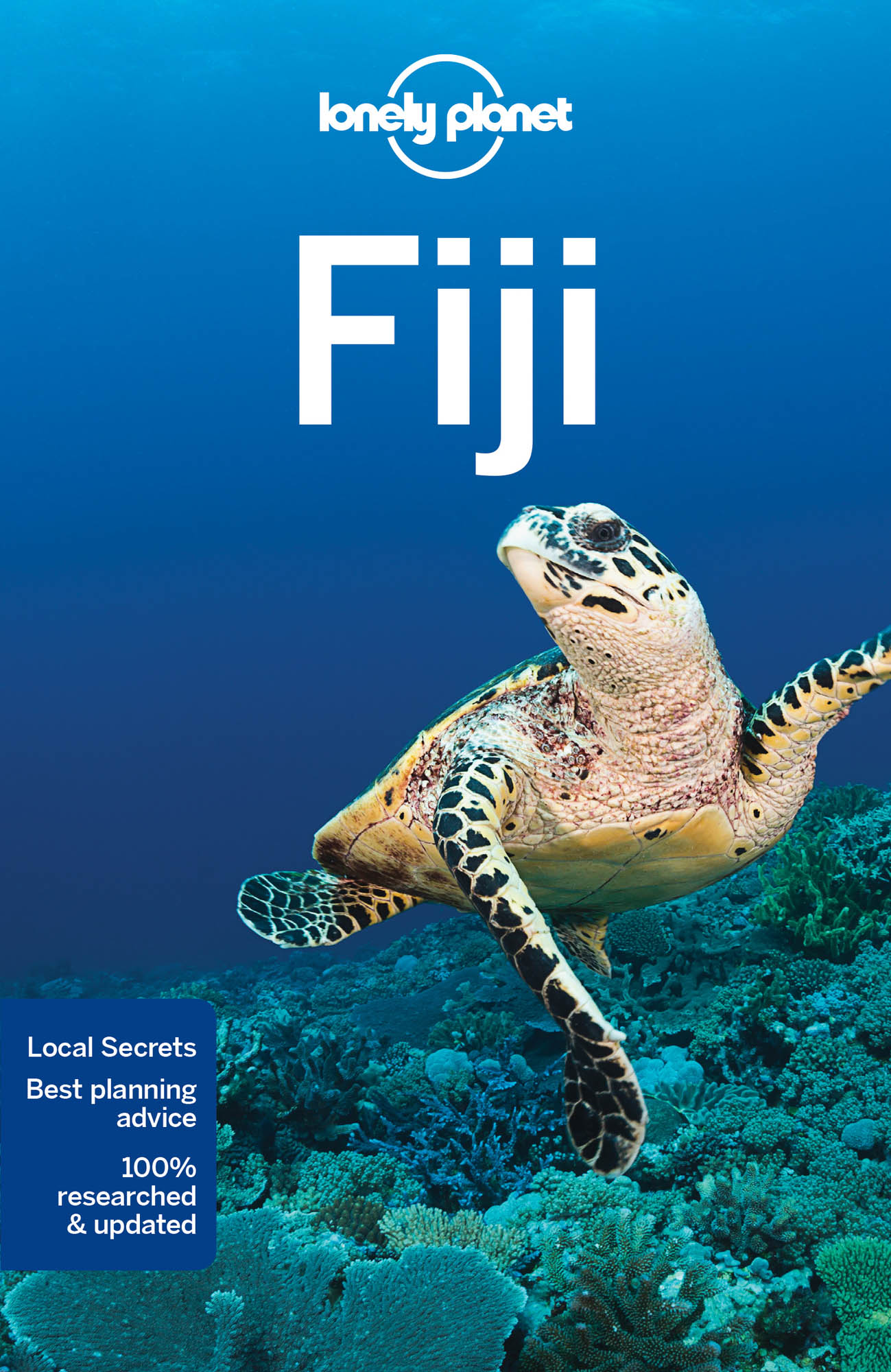 Fidži (Fiji) průvodce 10th 2016 Lonely Planet