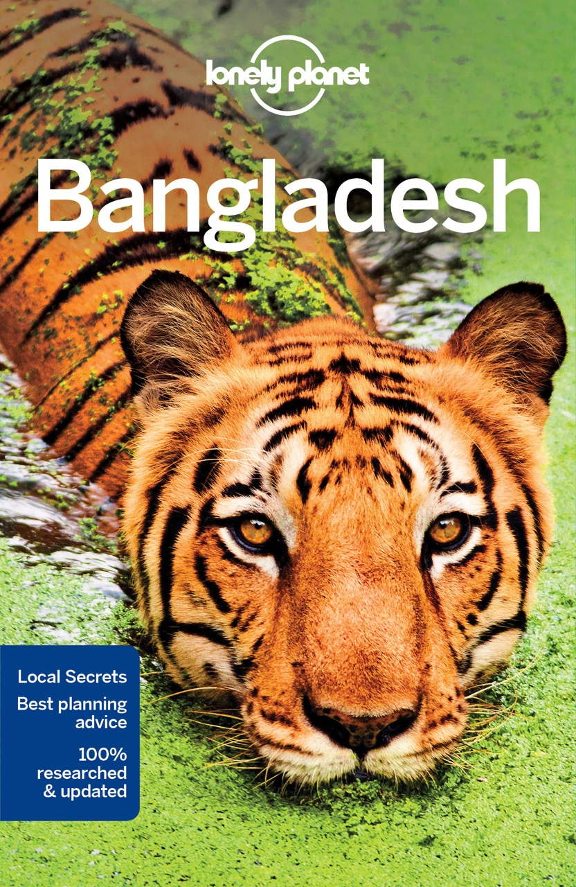 Bangladéš (Bangladesh) průvodce 8th 2016 Lonely Planet