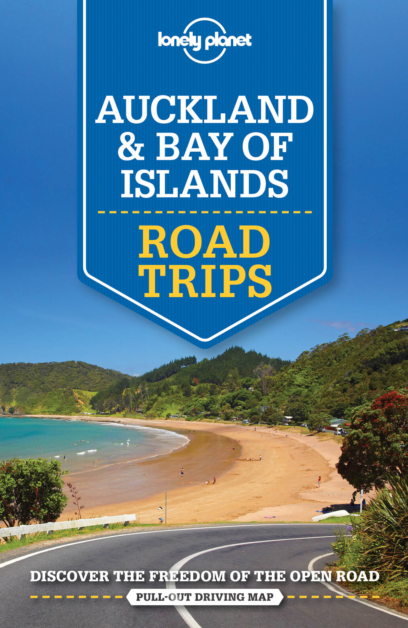 Auckland & Bay Best Trips průvodce 1st 2016 Lonely Planet