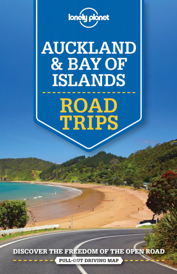 detail Auckland & Bay Best Trips průvodce 1st 2016 Lonely Planet