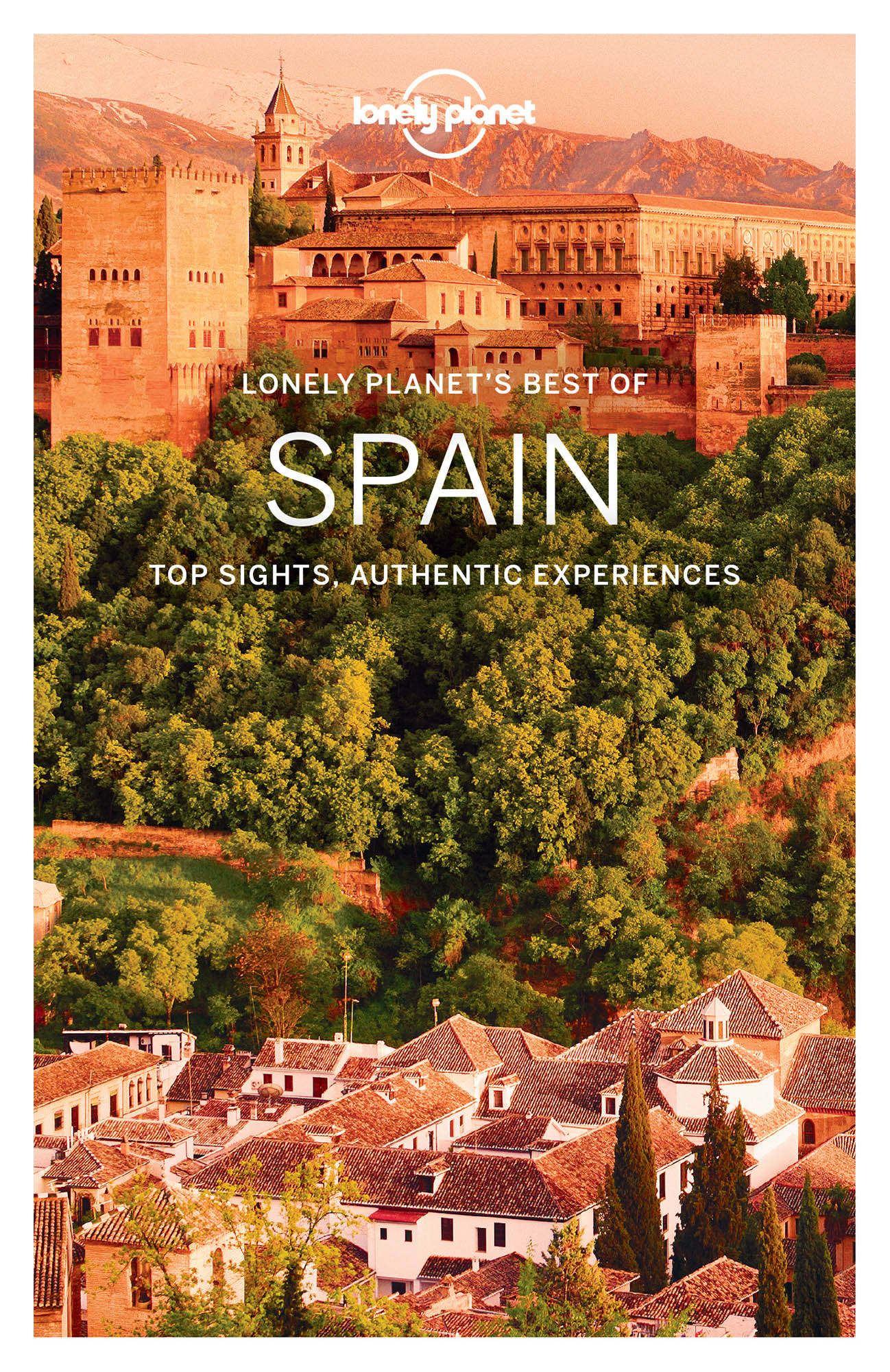 Best of Spain průvodce 1st 2016 Lonely Planet