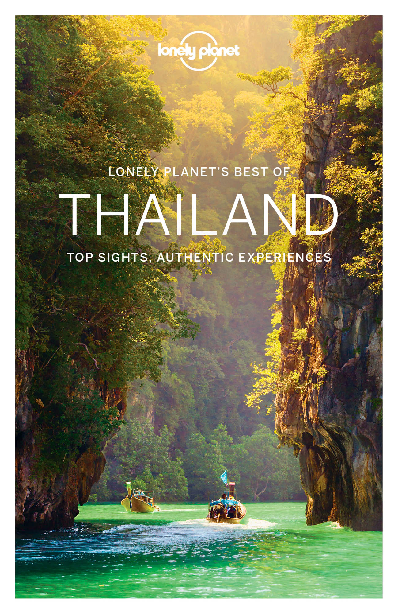 Best of Thailand průvodce 1st 2016 Lonely Planet