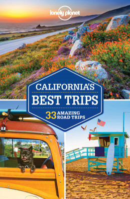 Pacific Northwest´s Best Trips průvodce 3rd 2017 Lonely Planet