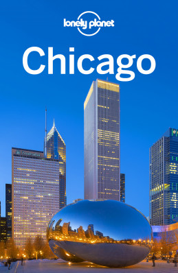 Chicago průvodce 8th 2017 Lonely Planet