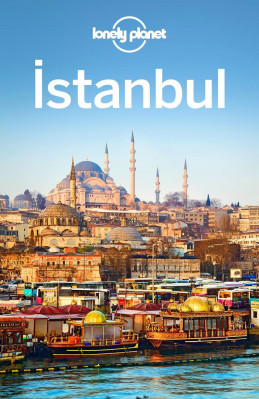 Istanbul průvodce 9th 2017 Lonely Planet