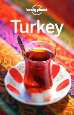 Turecko (Turkey) průvodce 15th 2017 Lonely Planet