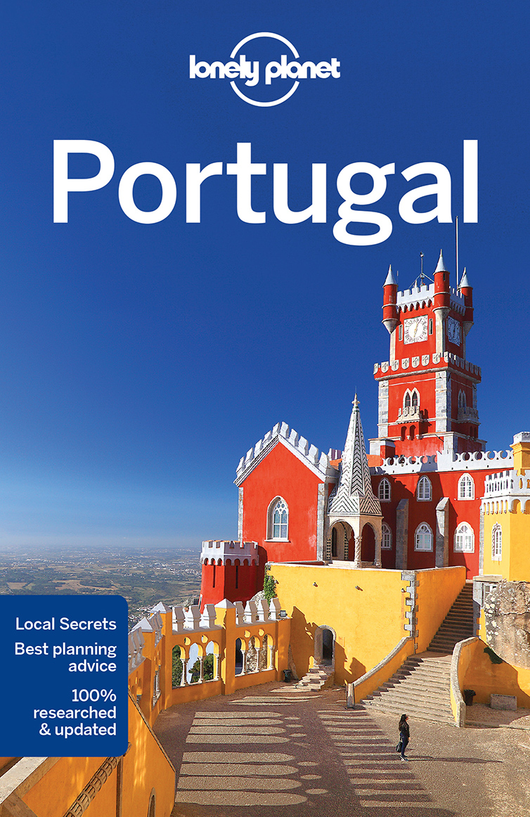 Portugalsko (Portugal) průvodce 10th 2017 Lonely Planet