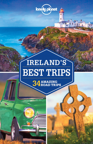 detail Ireland´s Best Trips průvodce 2nd 2017 Lonely Planet