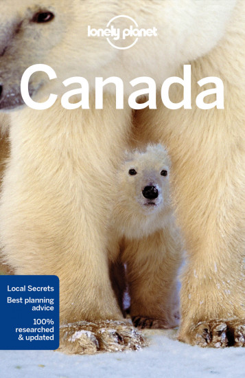 detail Kanada (Canada) průvodce 13th 2017 Lonely Planet