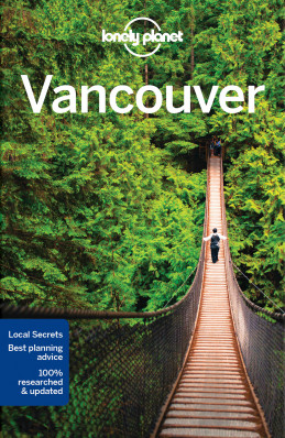 Vancouver průvodce 7th 2017 Lonely Planet