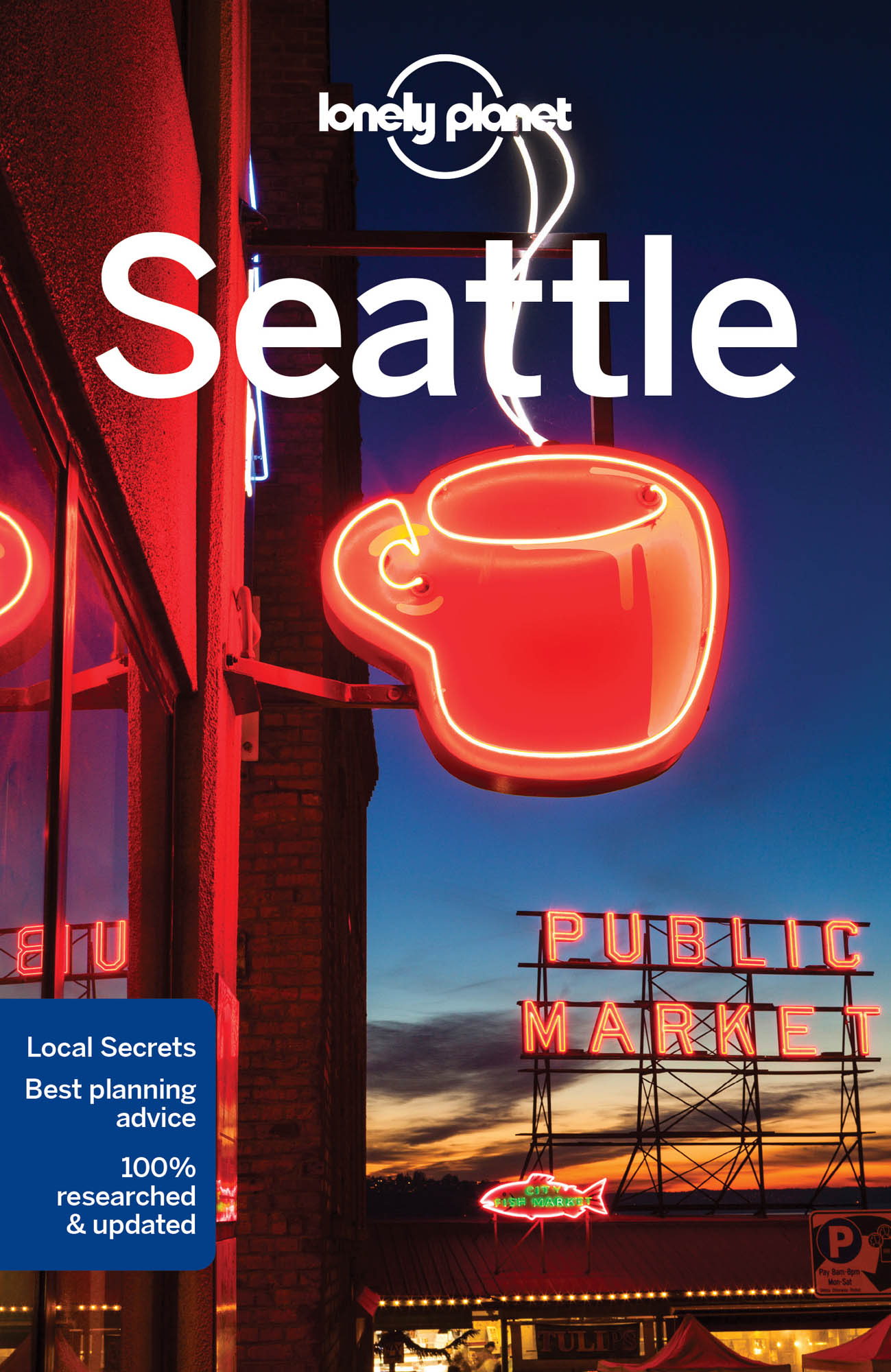 detail Seattle průvodce 7th 2017 Lonely Planet