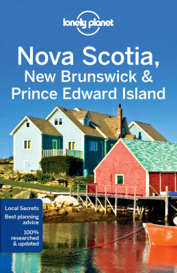 N. Scotia, New Brunswick & Prince Edward Island průvodce 4th 2017 Lonely Planet
