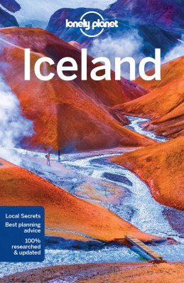 Island (Iceland) průvodce 10th 2017 Lonely Planet