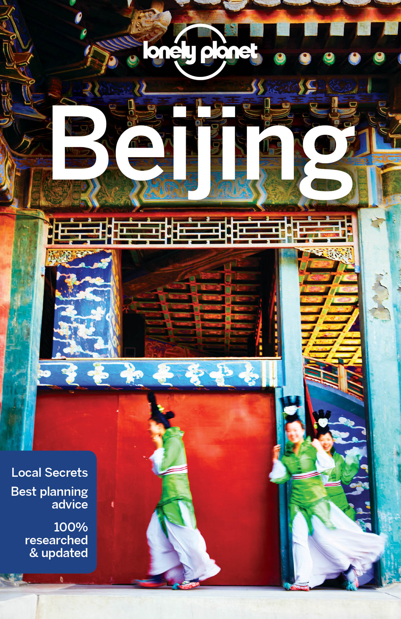 Peking (Beijing) průvodce 11th 2017 Lonely Planet