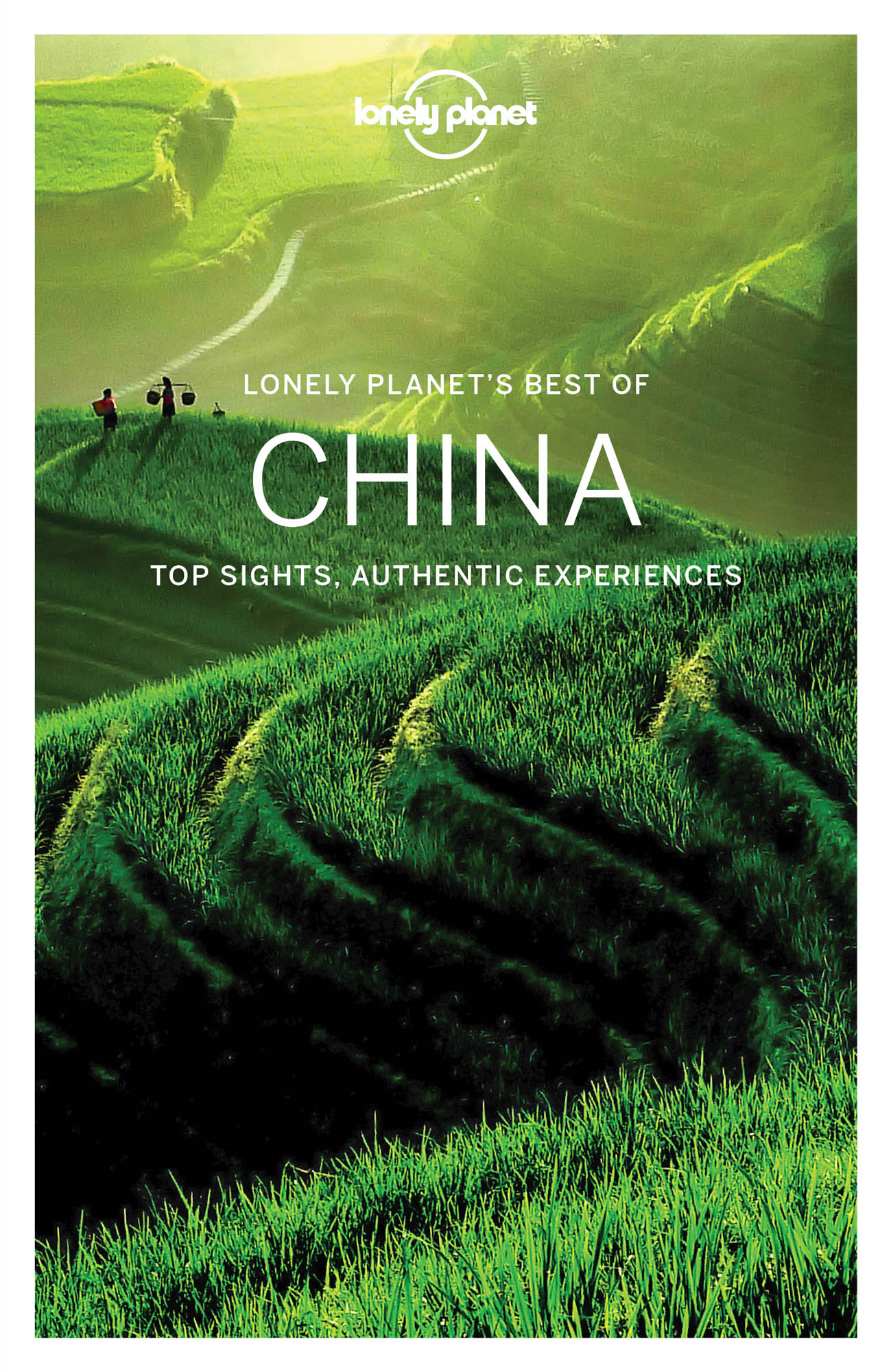 Best of China průvodce 1st 2017 Lonely Planet