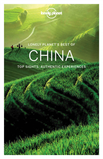 detail Best of China průvodce 1st 2017 Lonely Planet