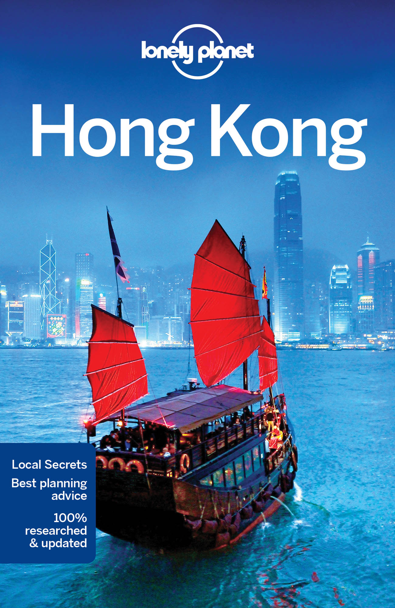 Hong Kong průvodce 17th 2017 Lonely Planet