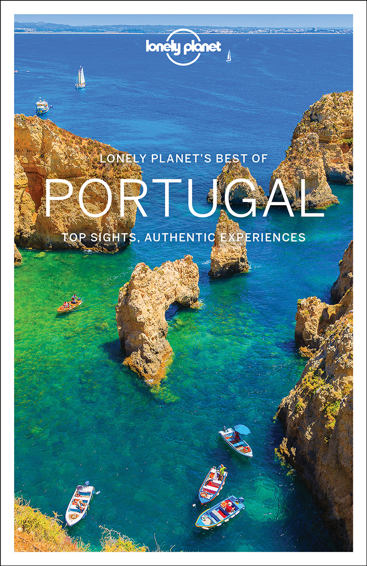Best of Portugal průvodce 1st 2017 Lonely Planet