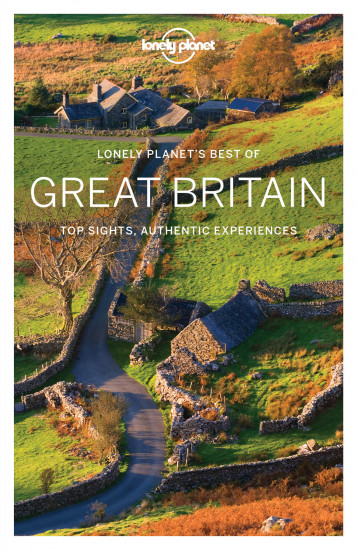 detail Best of Great Britain průvodce 1st 2017 Lonely Planet