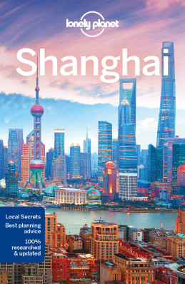 Šanghaj (Shanghai) průvodce 8th 2017 Lonely Planet
