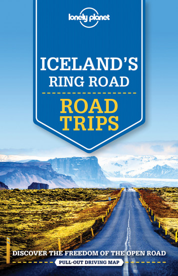detail Iceland´s Ring Road Road Trips průvodce 1st 2017 Lonely Planet
