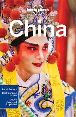 Čína (China) průvodce 15th 2017 Lonely Planet