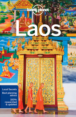 Laos průvodce 9th 2017 Lonely Planet