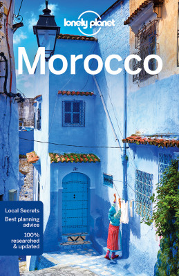 Maroko (Morocco) průvodce 12th 2017 Lonely Planet