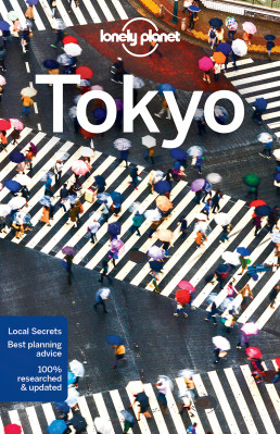 Tokyo průvodce 11th 2017 Lonely Planet