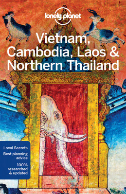 Vietnam, Laos & Cambodia průvodce 5th 2017 Lonely Planet