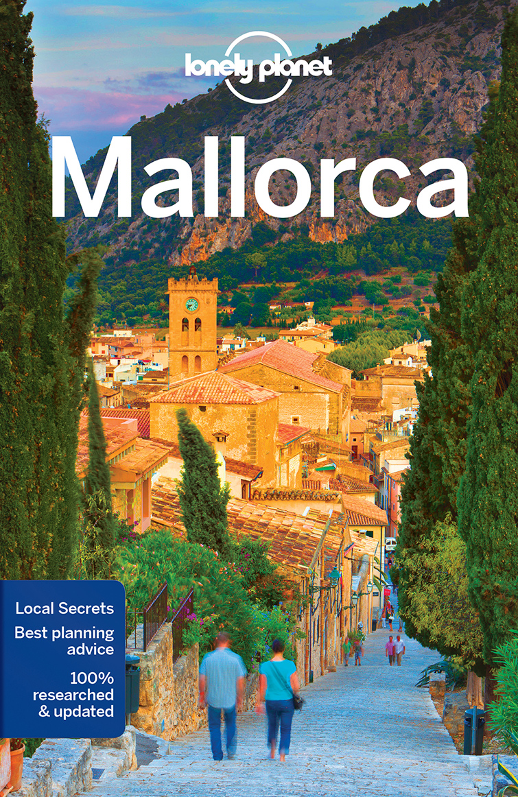 Malorka (Mallorca) průvodce 4th 2017 Lonely Planet