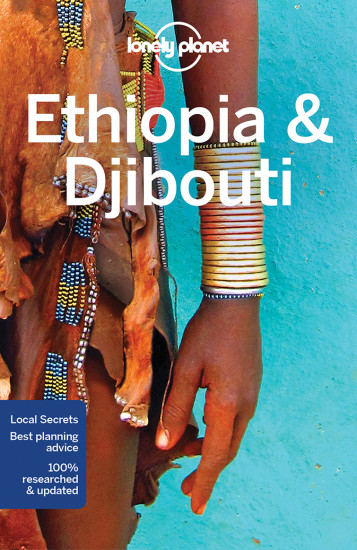 detail Etiopie, Džibuti (Ethiopia, Djibouti) průvodce 6th 2017 Lonely Planet