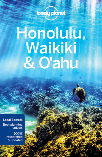 detail Honolulu, Waikiki & O´ahu průvodce 5th 2017 Lonely Planet