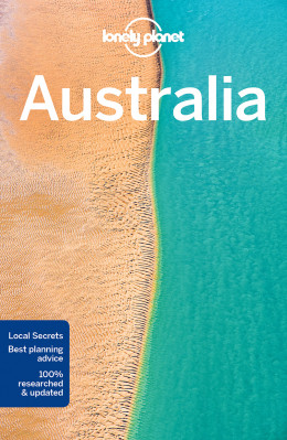 Australia průvodce 19th 2017 Lonely Planet