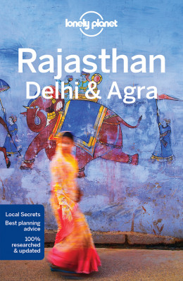 Rajasthan, Delhi & Agra průvodce 5th 2017 Lonely Planet