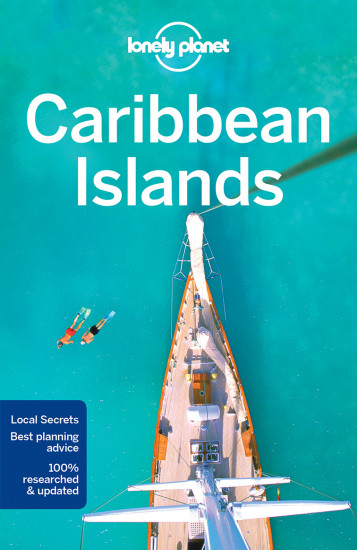 detail Karibské ostrovy (Caribbean Islands) průvodce 7th 2017 Lonely Planet