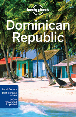 Dominikánská Republika (Dominican Republic) průvodce 7th 2017 Lonely Planet