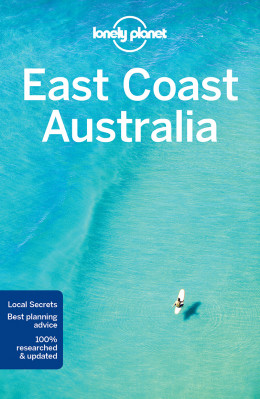 East Coast Australia průvodce 6th 2017 Lonely Planet