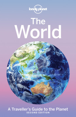 The World průvodce 2nd 2017 Lonely Planet
